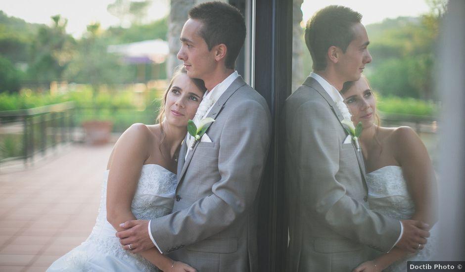 Le mariage de Micha et Jenny à Saint-Laurent-du-Var, Alpes-Maritimes