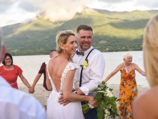 Le mariage de Carole et Christophe