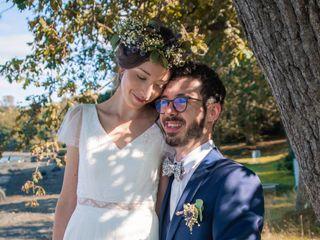 Le mariage de Brunehilde et Vincent 1