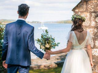 Le mariage de Brunehilde et Vincent