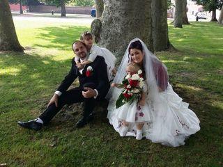 Le mariage de Grégory et Maryline