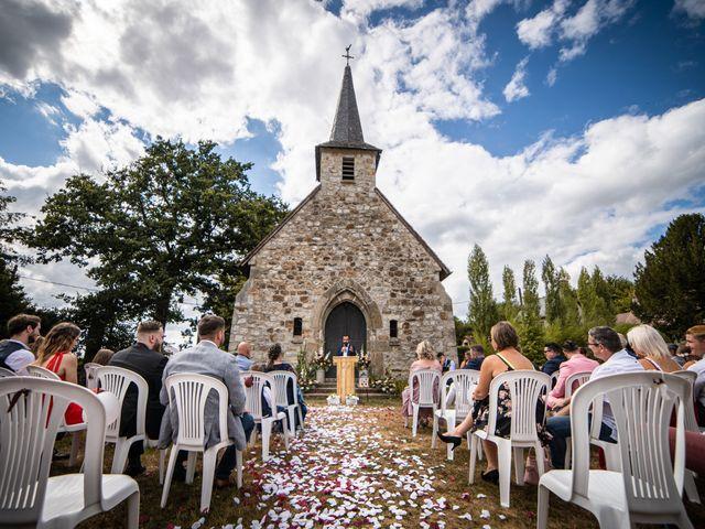 Le mariage de Antoine et Alexia à Bagnoles-de-l'Orne, Orne 1