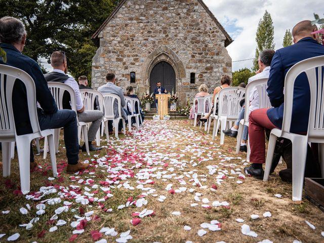Le mariage de Antoine et Alexia à Bagnoles-de-l'Orne, Orne 5
