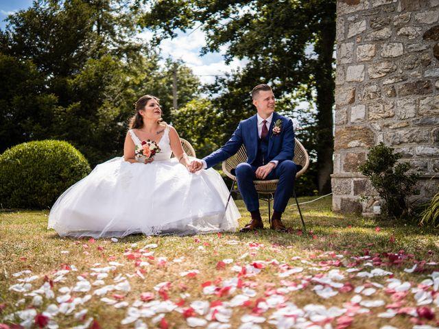 Le mariage de Antoine et Alexia à Bagnoles-de-l'Orne, Orne 7