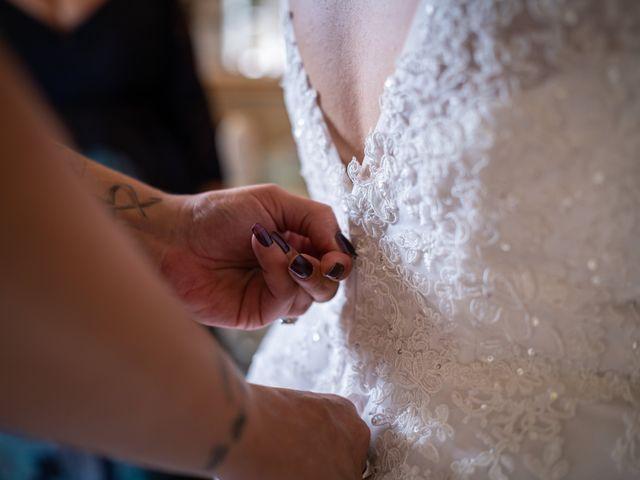 Le mariage de Antoine et Alexia à Bagnoles-de-l'Orne, Orne 11