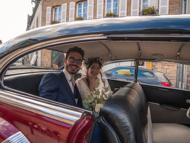 Le mariage de Vincent et Brunehilde à Brest, Finistère 11
