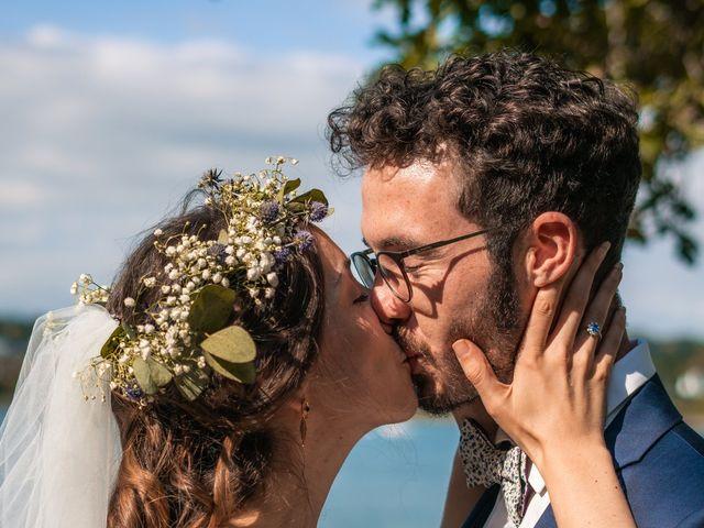 Le mariage de Vincent et Brunehilde à Brest, Finistère 23