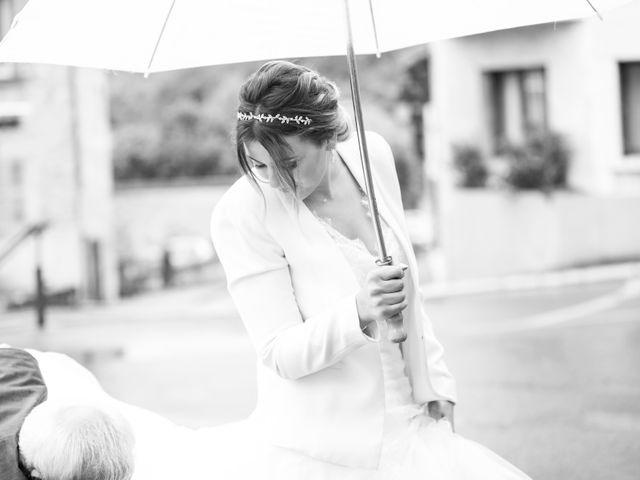 Le mariage de Joseph et Amandine à Jaillans, Drôme 15