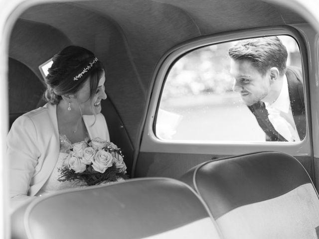 Le mariage de Joseph et Amandine à Jaillans, Drôme 17