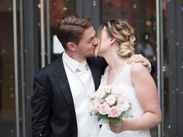 Le mariage de Amandine et Joseph