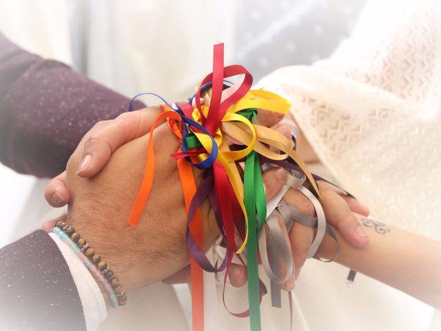 Le mariage de Julien et Solenne à Loubens, Gironde 2