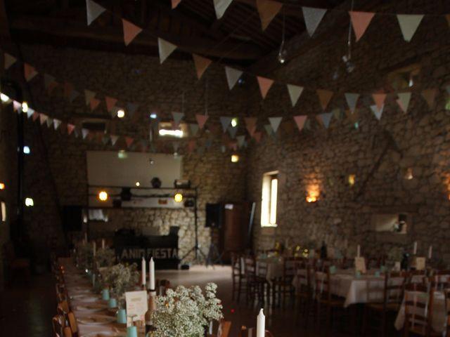 Le mariage de Julien et Solenne à Loubens, Gironde 7