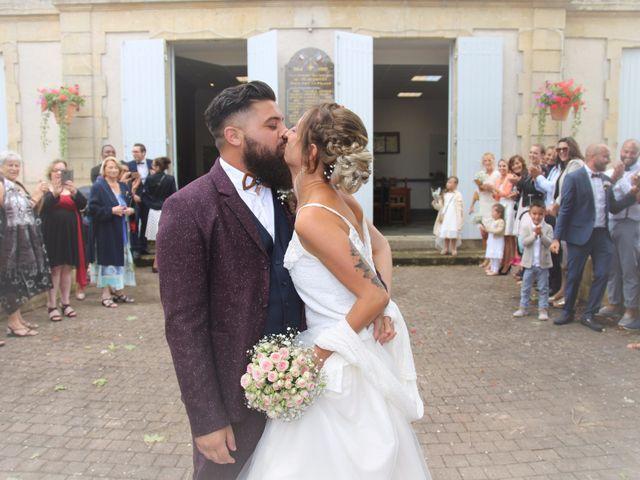 Le mariage de Julien et Solenne à Loubens, Gironde 11