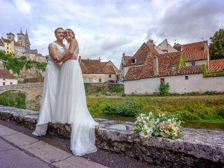 Le mariage de Victoria et Emilie