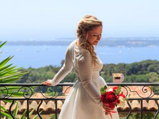 Le mariage de Clara et Benjamin 1