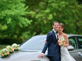 Le mariage de Elodie et Baptiste