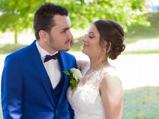 Le mariage de Marina et David