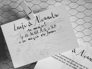 Le mariage de Lucie et Alexandre 2