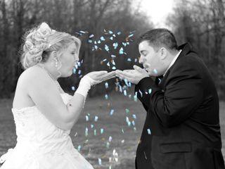 Le mariage de Fanny et Tristan