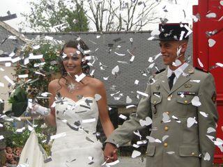 Le mariage de Kevin et Alexandra