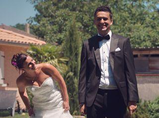 Le mariage de Christelle et Cyrille 1