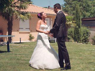 Le mariage de Christelle et Cyrille 3