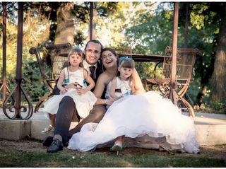 Le mariage de Coralie et Adrien 1