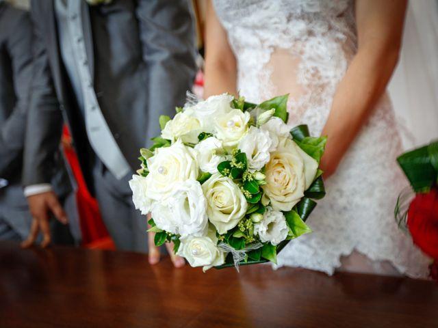 Le mariage de Aurélien et Laury à Évian-les-Bains, Haute-Savoie 11