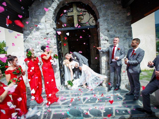 Le mariage de Aurélien et Laury à Évian-les-Bains, Haute-Savoie 17