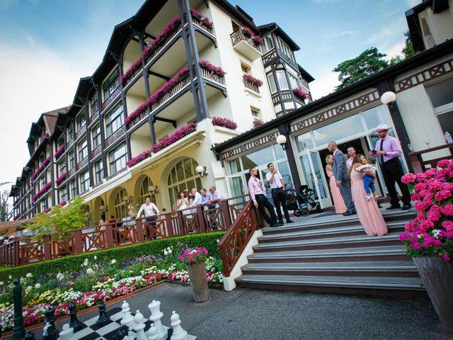 Le mariage de Aurélien et Laury à Évian-les-Bains, Haute-Savoie 21