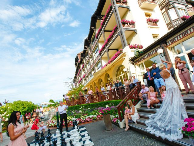 Le mariage de Aurélien et Laury à Évian-les-Bains, Haute-Savoie 26
