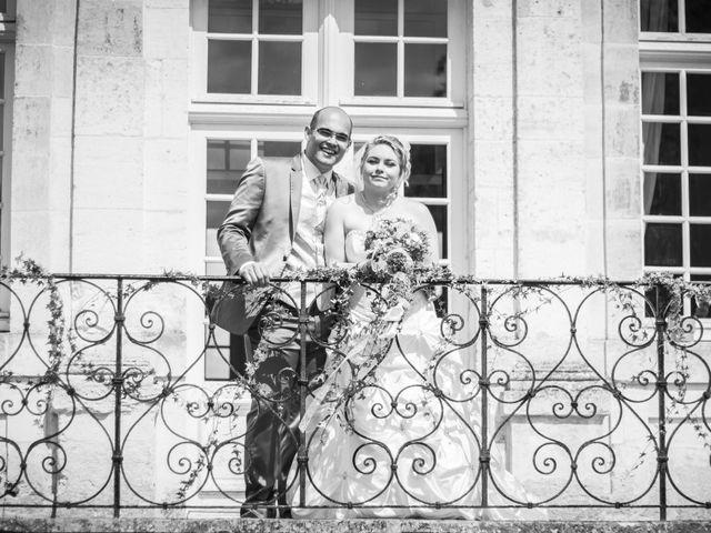 Le mariage de Guillaume et Roxanne à Saint-Didier-des-Bois, Eure 20
