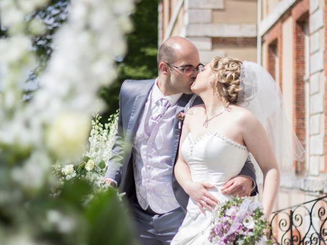 Le mariage de Guillaume et Roxanne à Saint-Didier-des-Bois, Eure 21