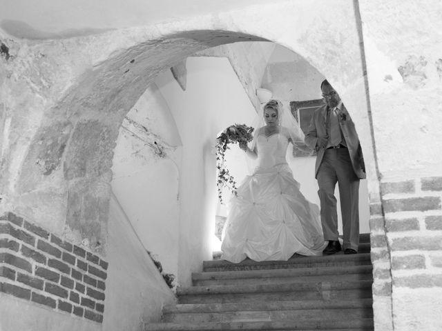 Le mariage de Guillaume et Roxanne à Saint-Didier-des-Bois, Eure 37