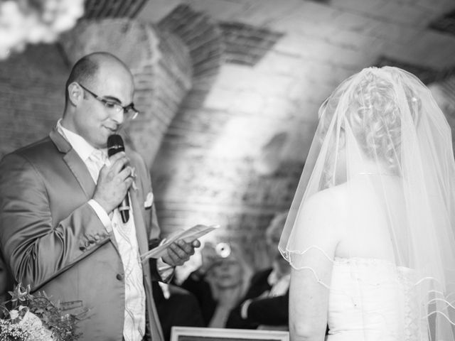 Le mariage de Guillaume et Roxanne à Saint-Didier-des-Bois, Eure 42