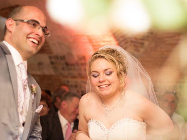 Le mariage de Guillaume et Roxanne à Saint-Didier-des-Bois, Eure 44