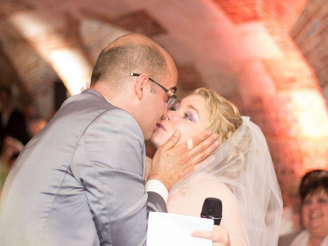 Le mariage de Guillaume et Roxanne à Saint-Didier-des-Bois, Eure 46