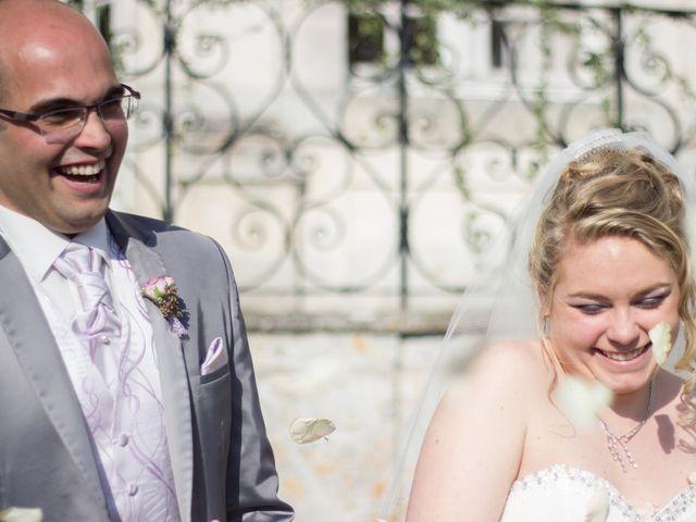 Le mariage de Guillaume et Roxanne à Saint-Didier-des-Bois, Eure 50