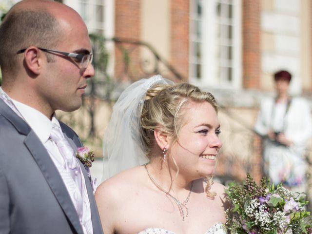 Le mariage de Guillaume et Roxanne à Saint-Didier-des-Bois, Eure 51