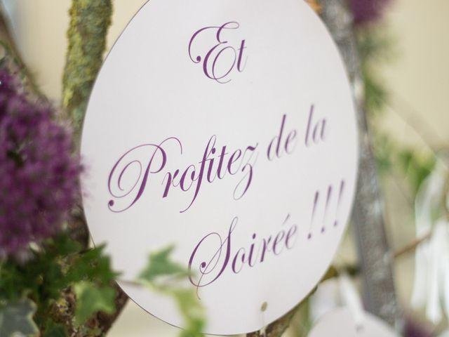 Le mariage de Guillaume et Roxanne à Saint-Didier-des-Bois, Eure 77