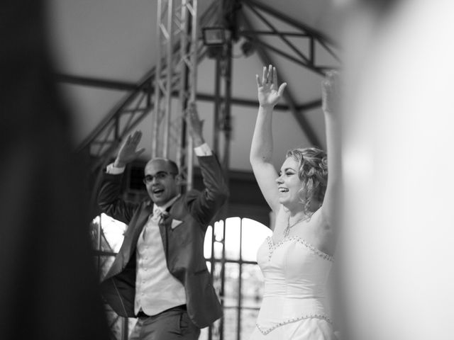 Le mariage de Guillaume et Roxanne à Saint-Didier-des-Bois, Eure 92