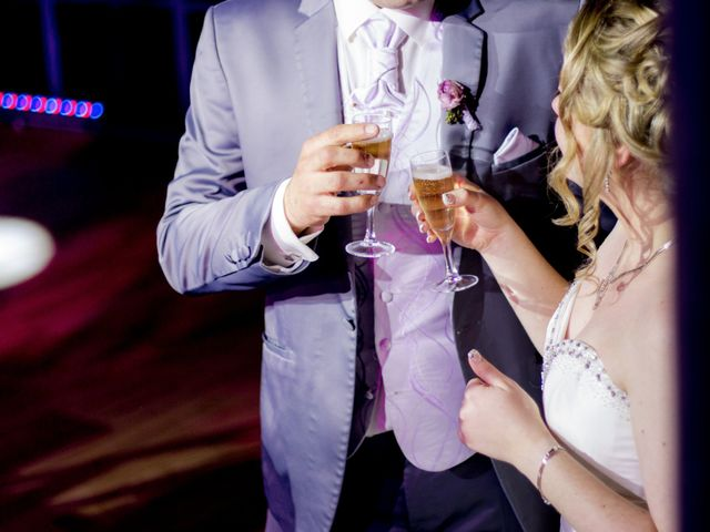 Le mariage de Guillaume et Roxanne à Saint-Didier-des-Bois, Eure 105