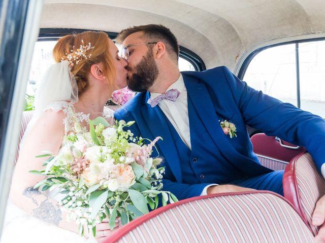 Le mariage de Rémi et Marianne à Angoulins sur Mer, Charente Maritime 114