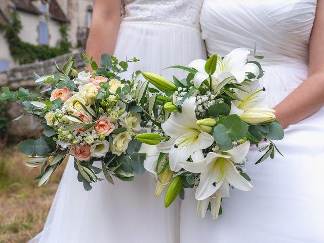 Le mariage de Emilie et Victoria à Semur-en-Auxois, Côte d'Or 1