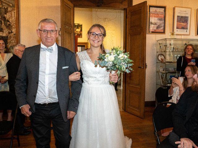 Le mariage de Emilie et Victoria à Semur-en-Auxois, Côte d'Or 2