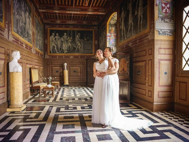 Le mariage de Emilie et Victoria à Semur-en-Auxois, Côte d'Or 26