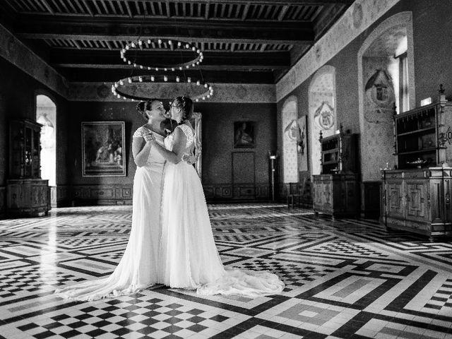Le mariage de Emilie et Victoria à Semur-en-Auxois, Côte d'Or 27