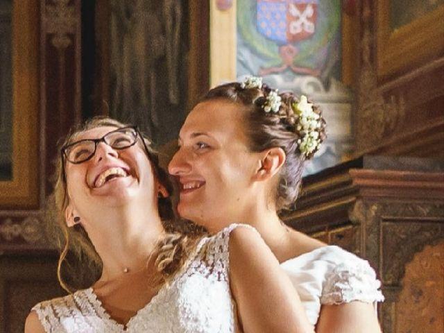 Le mariage de Emilie et Victoria à Semur-en-Auxois, Côte d'Or 33