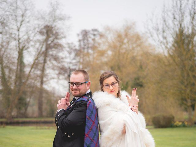 Le mariage de Clément et Aurélie à Croisy-sur-Eure, Eure 7