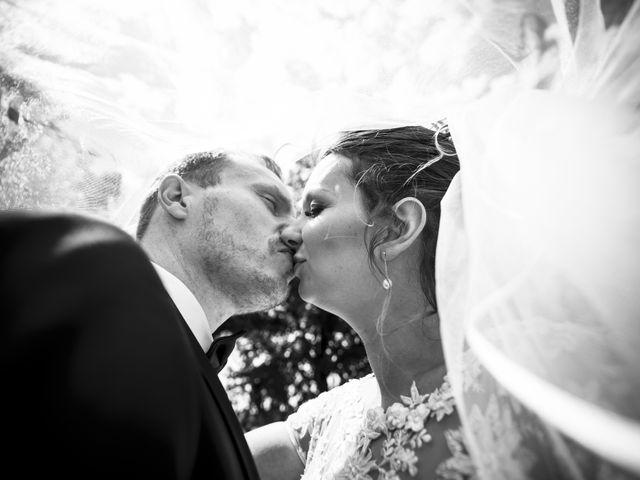 Le mariage de Julian et Cindy à Metz, Moselle 1